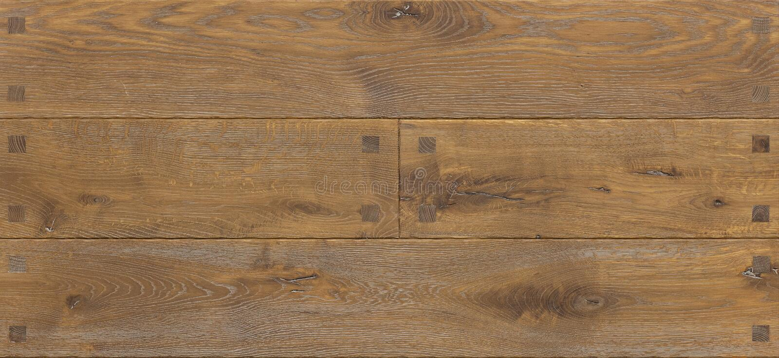 Natural wooden background, grunge parquet flooring design stock photos
