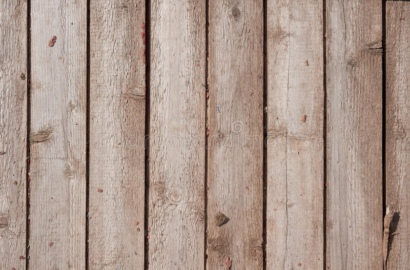 Natural Wooden Background stock image