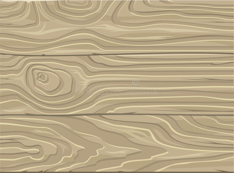 Natural Wooden Background. Wood Texture. Vector vector illustration