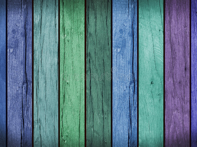 Natural wooden texture. Colored wooden texture, raster artwork royalty free illustration