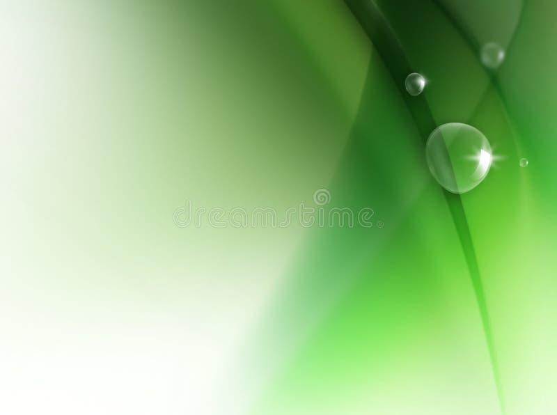 Naturaleza abstracta ilustración del vector