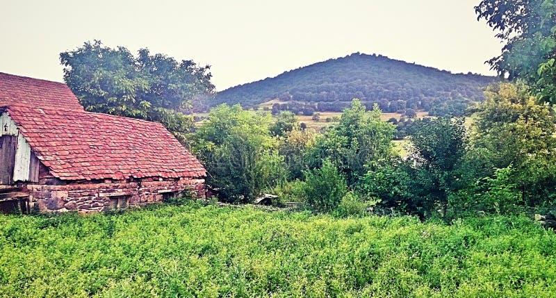 Naturaleza armenia fotografía de archivo