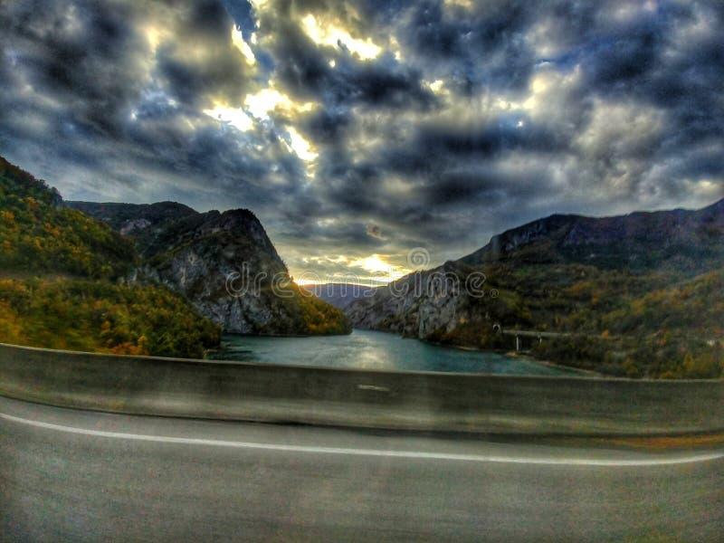 Naturaleza Bosnia imagenes de archivo