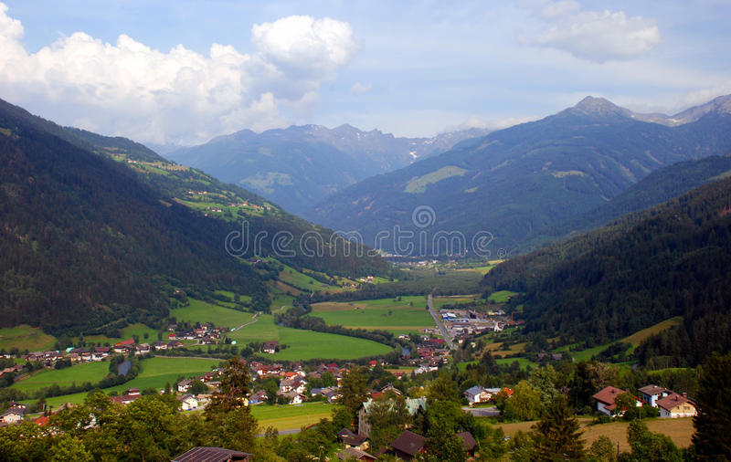 Naturaleza de Austria imágenes de archivo libres de regalías