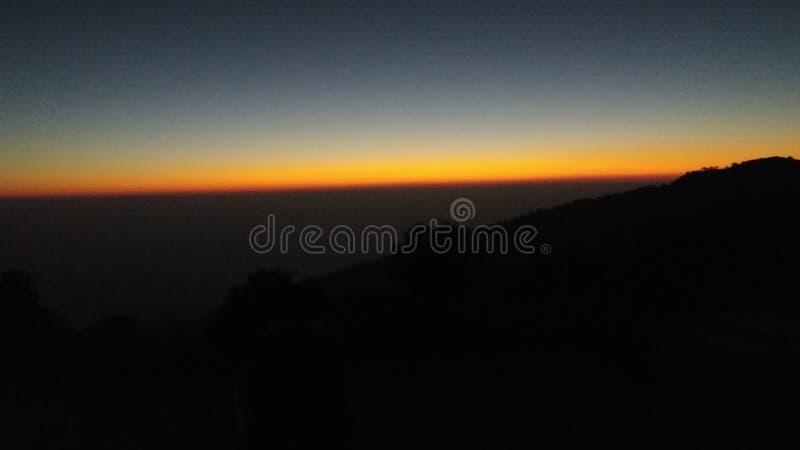 Naturaleza de belleza de Darjeeling India imágenes de archivo libres de regalías