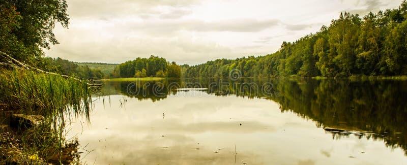 Naturaleza de Finlandia imagenes de archivo