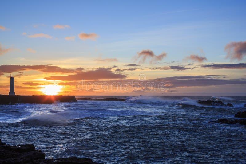 Naturaleza de Islandia fotos de archivo