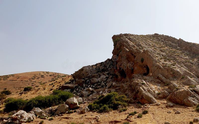 Naturaleza de la montaña fotografía de archivo