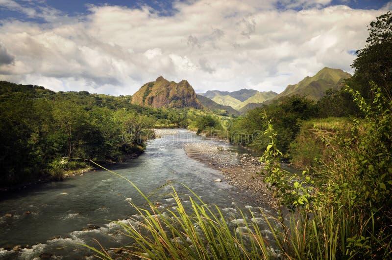 Naturaleza de Mindoro fotos de archivo