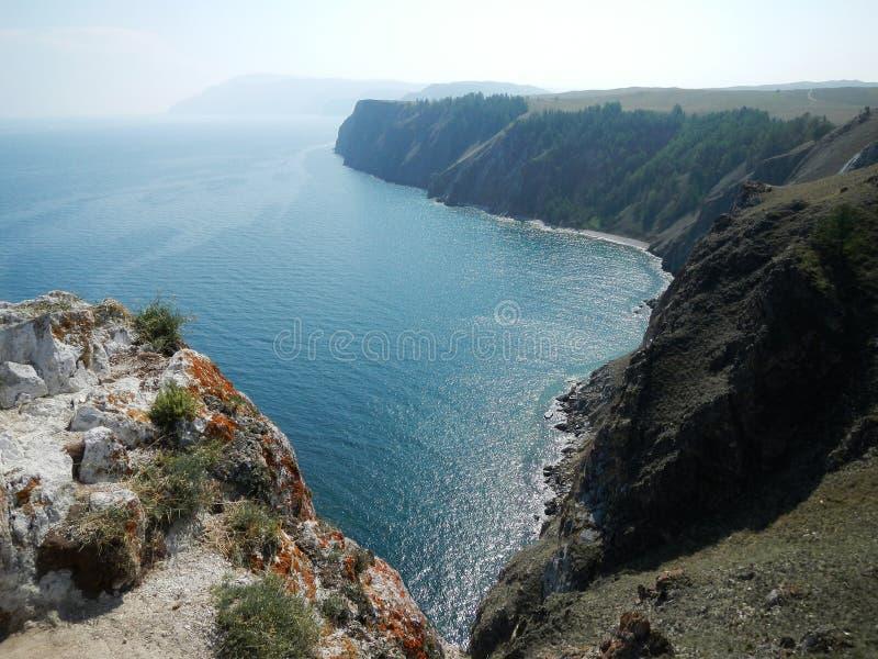 Naturaleza de Olkhon foto de archivo libre de regalías