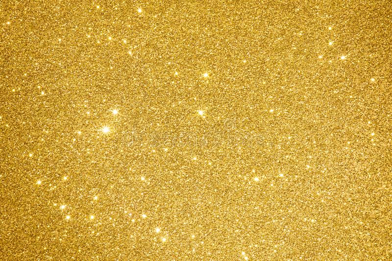 Naturaleza de oro m del diseño de la luz del extracto de la textura del fondo del brillo fotos de archivo libres de regalías