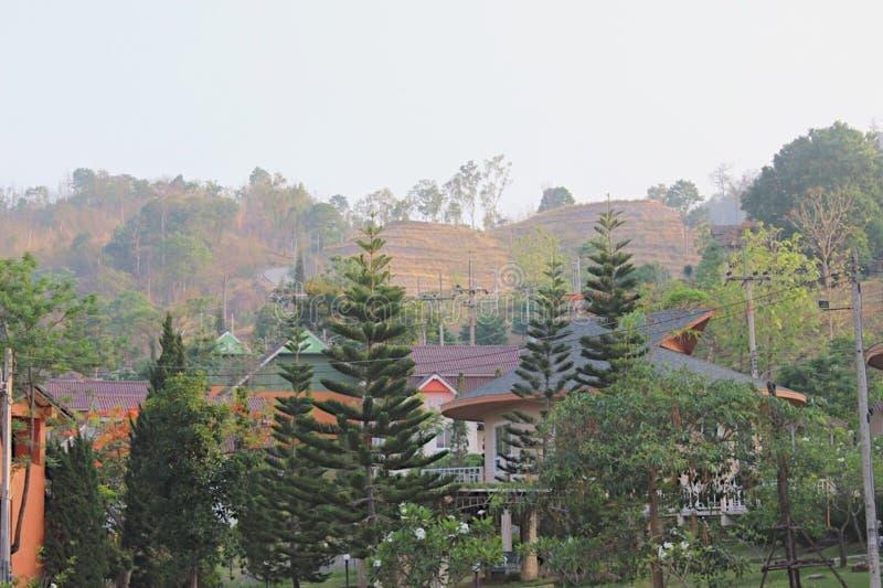 Naturaleza de Tailandia imagenes de archivo