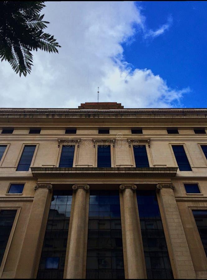 naturaleza del edificio del monumento foto de archivo libre de regalías