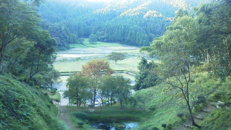 Naturaleza en Fukui imagen de archivo