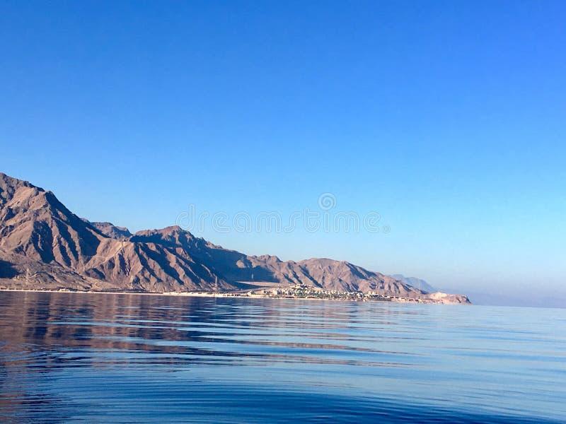 Naturaleza en Sinaí foto de archivo