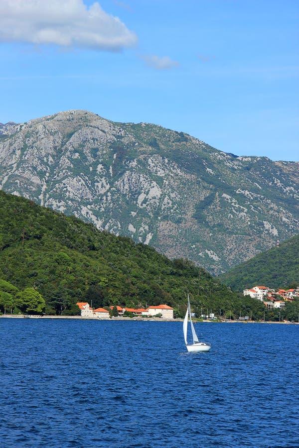 Naturaleza Montenegro fotografía de archivo libre de regalías