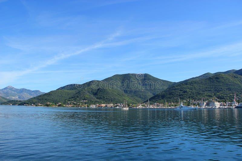 Naturaleza Montenegro imagen de archivo
