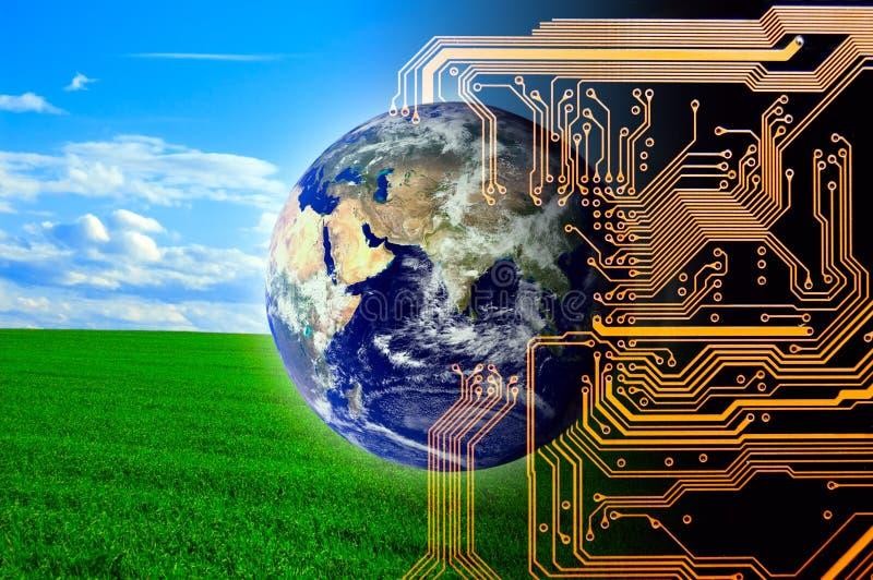 Naturaleza y tecnología