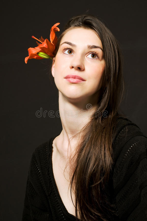 Download Naturally beauty stock image. Image of treatment, hair - 15869583