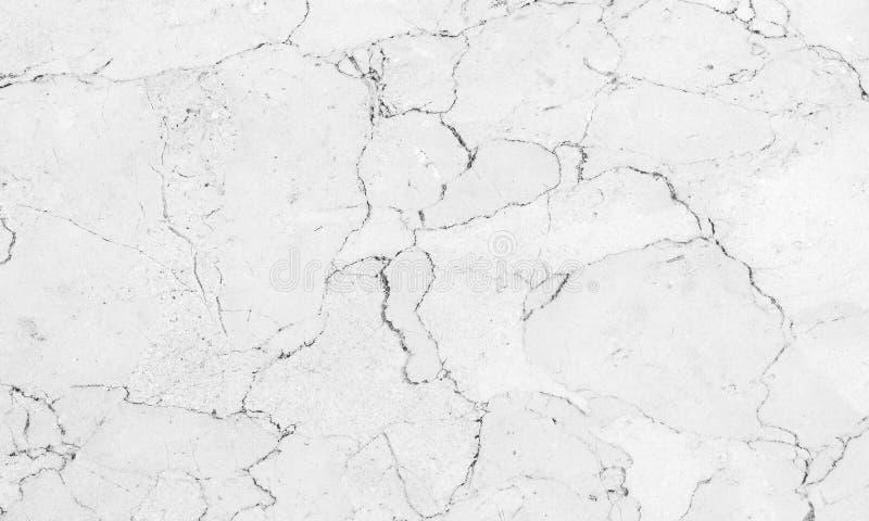 Naturalna bielu marmuru ściana, tekstura fotografia stock