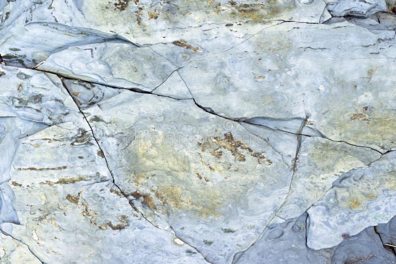 Naturalna kamienna tekstura, skała wzór obraz royalty free