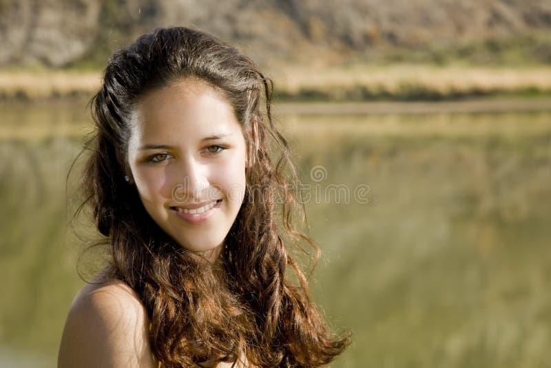 naturalna kobieta fotografia royalty free