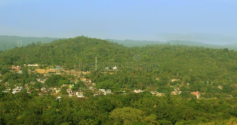 Naturalna krajobrazowa fotografia obrazy stock