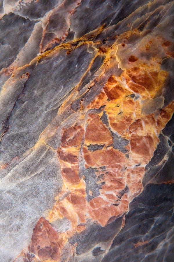 Naturalna makro- marmurowa tekstury studia ilość obraz royalty free