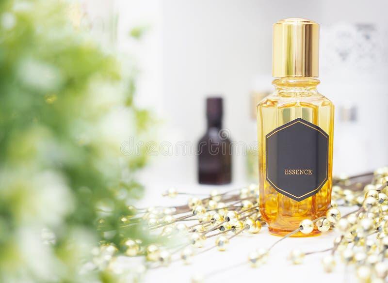 Naturalni kosmetyki dla skincare zdjęcie stock