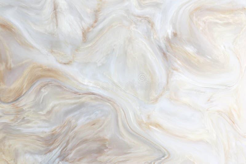 Naturalni marmurów wzory, Marmurowy biały tekstury tło fotografia royalty free