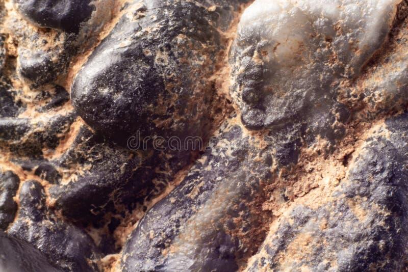 Naturalny agat tekstury abstrakta tło obraz royalty free