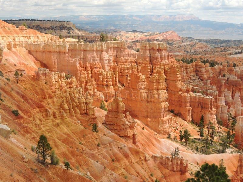 Naturalny amfiteatr Bryka jaru park narodowy zdjęcie stock