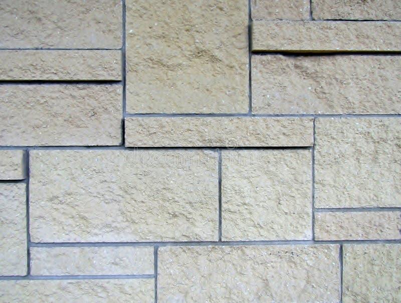 Naturalny ashlar ściany tło zdjęcie stock