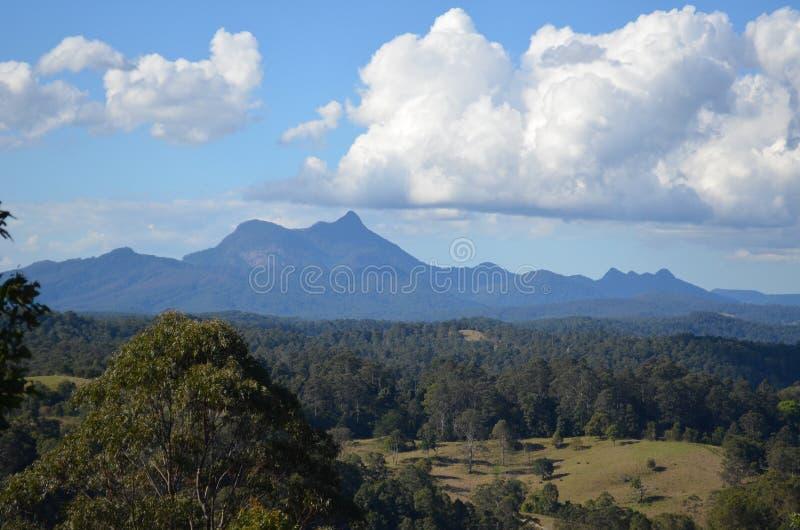 Naturalny australijczyka krajobraz obrazy royalty free