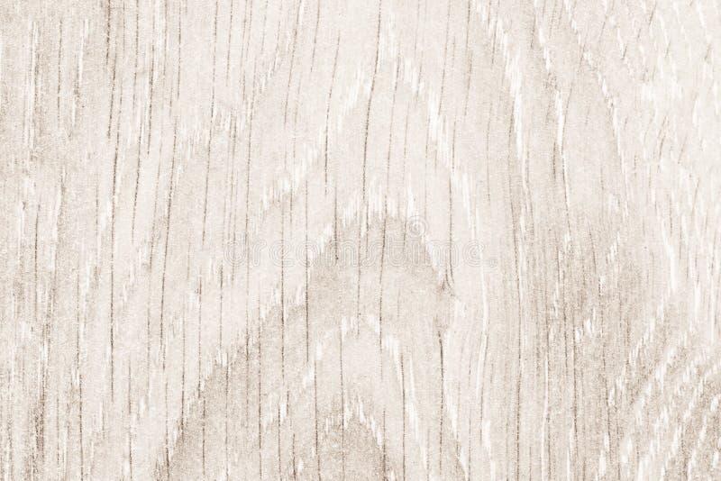 Naturalny Biały Drewniany tekstura stół obrazy stock