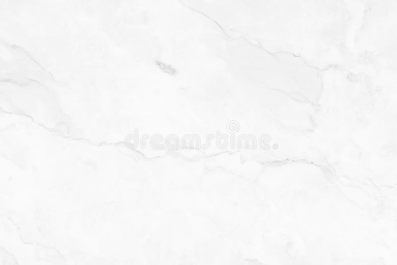 Naturalny bielu marmuru tło obrazy stock