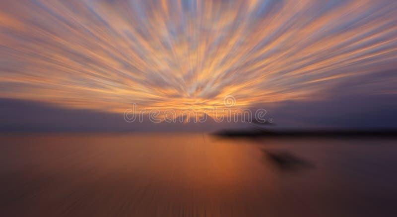 Naturalny cyfrowy ilustracyjny tło chmur target1807_1_ t?o abstrakcyjna natura obrazy royalty free