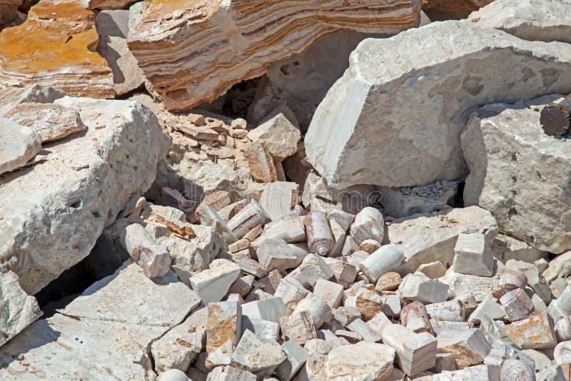 Naturalny kamienny onyks obrazy royalty free