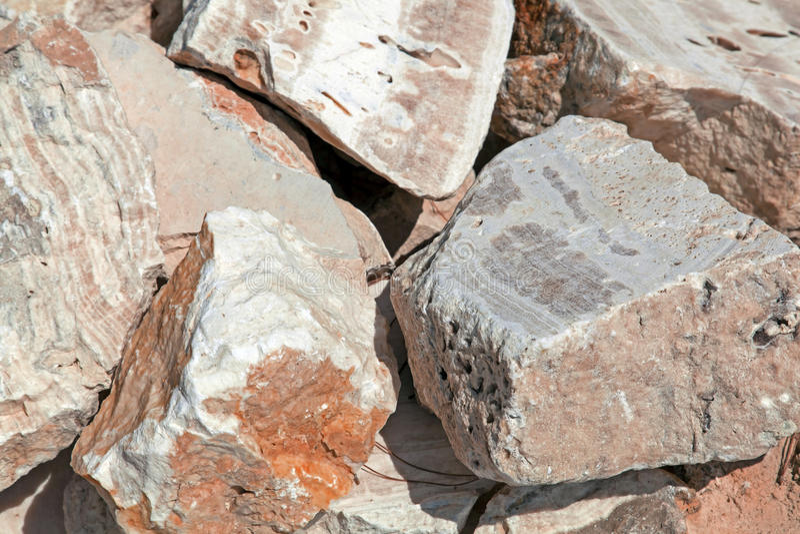 Naturalny kamienny onyks zdjęcia stock