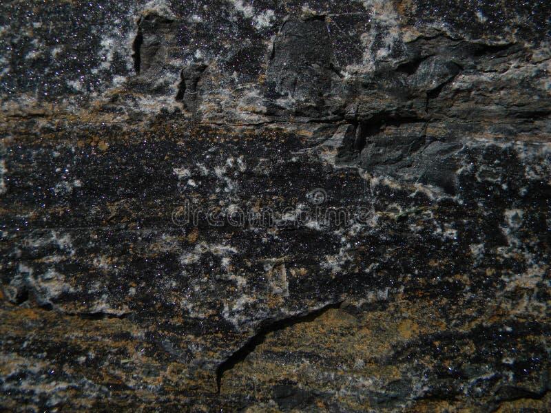 Naturalny kamienny textur fotografia stock