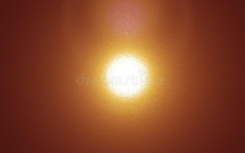 Naturalny obiektywu raca Obiektywu racy światło nad Czarnym tłem Łatwy dodawać narzutę lub parawanowego filtr nad fotografiami Go fotografia stock