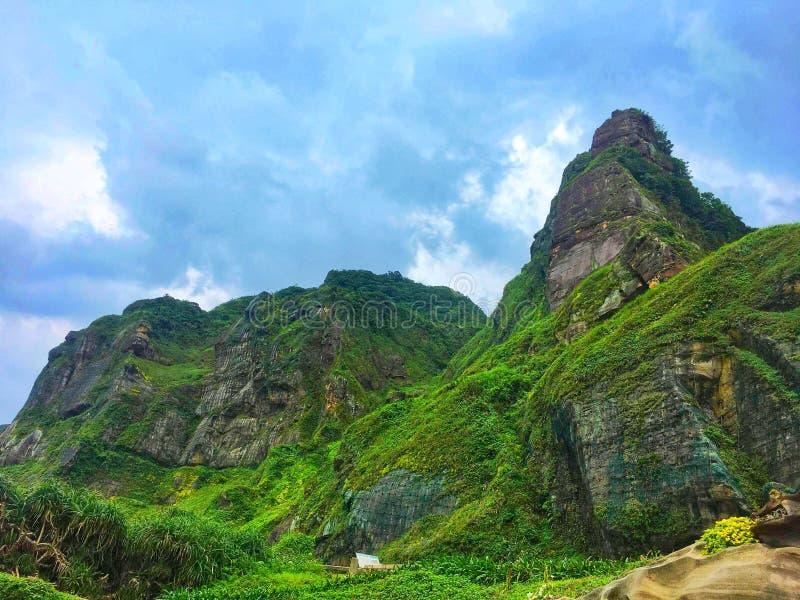 Naturalny piękno Tajwan fotografia stock