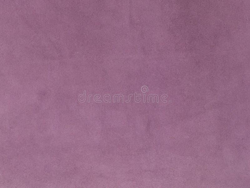 Naturalny, reala zamszowy różowa tekstura obraz stock
