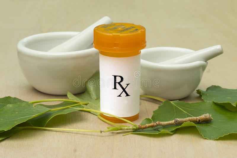 naturalny remedium fotografia royalty free