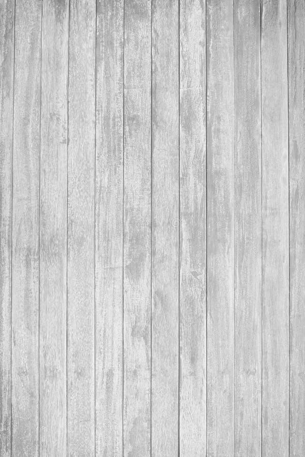 Naturalny wzorów szarość lub biały drewnianej tekstury abstrakcjonistyczny tło w pionowo zdjęcia royalty free