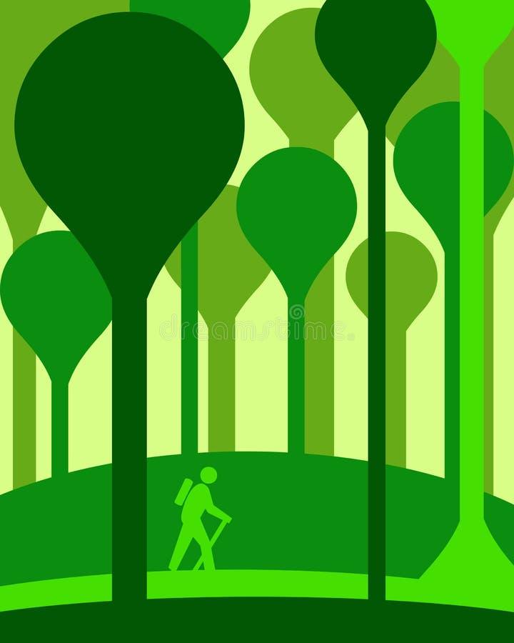 Download Nature stock illustration. Image of dark, environment - 27741984