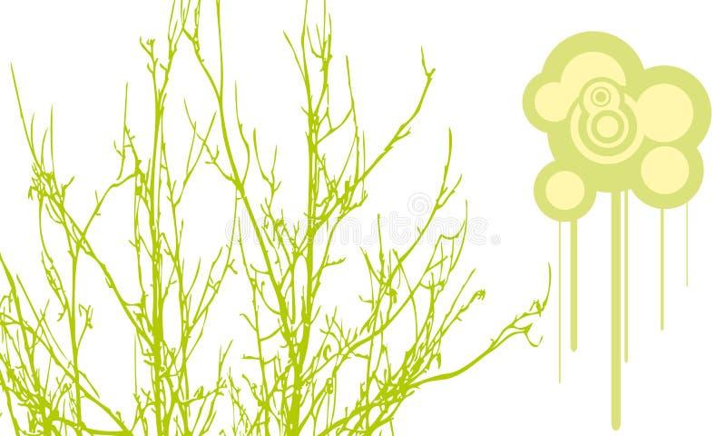 Download Nature stock illustration. Image of flower, border, leave - 517460