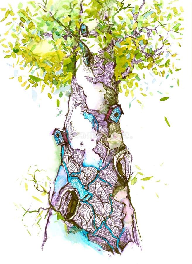 nature illustration de vecteur