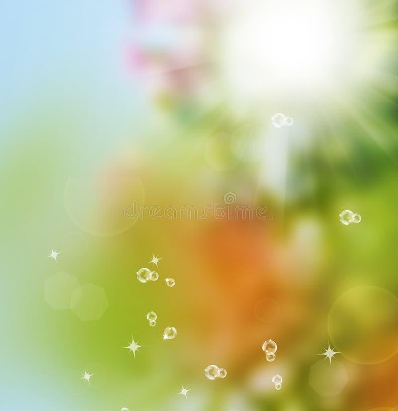 Download Nature background stock illustration. Illustration of autumn - 26439550