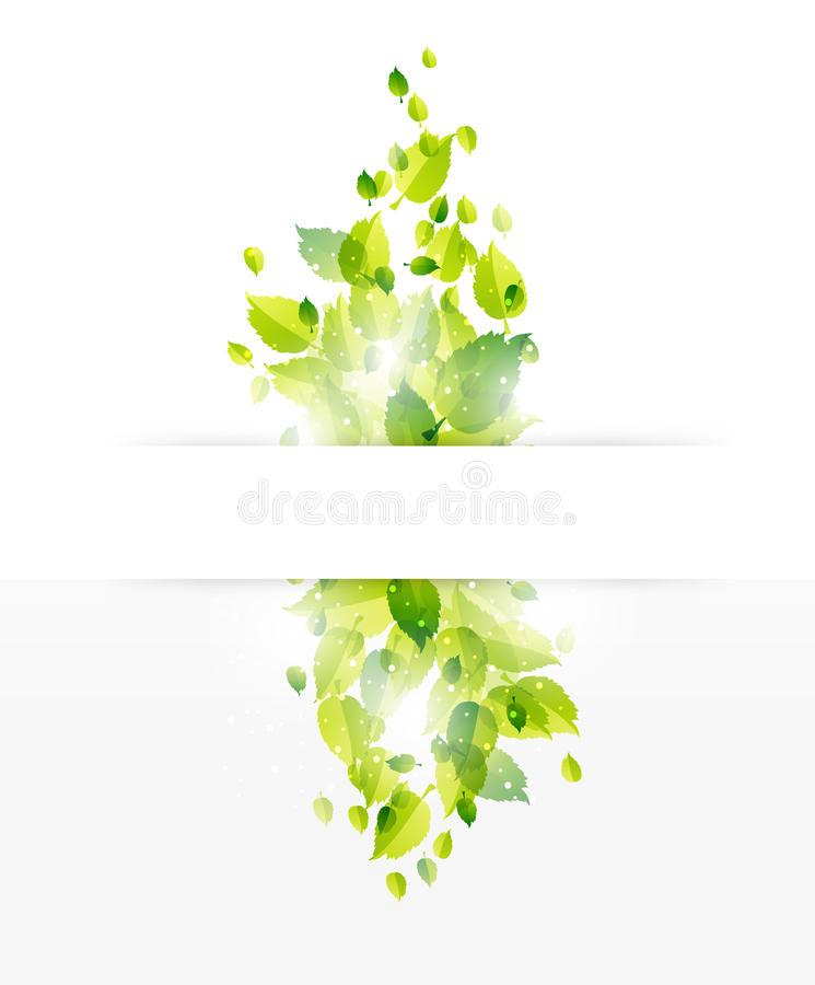 Free Nature Banner Background Royalty Free Stock Photography - 21278467
